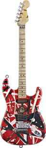 CS Eddie Van Halen Frankenstein Replica