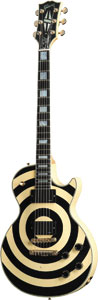 Gibson CS LP Signature Zakk Wylde Aged Bulls Eye