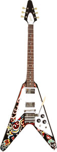Gibson CS Ltd. Run '67 Jimi Hendrix Flying V