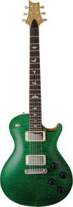 PRS Singlecut Satin Emerald Green