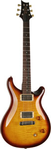 PRS McCarty Tobaco SB Stop Tail Chrome-HW, Wide-Fat-Neck