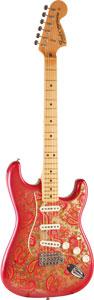 Fender CS LTD '68 Pink Paisley Strat
