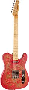 Fender CS LTD '68 Pink Paisley Tele
