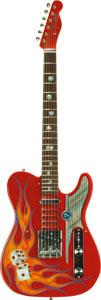 Fender CS Hot Rod Dice Tele