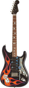 Fender CS Hot Rod Dice Strat