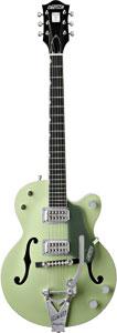 Gretsch G6118T-R-CST Anniv. CS Relic Smoke Green 2Tone