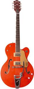 Gretsch G6120SSU Brian Setzer Orange
