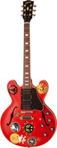 Gibson Alvin Lee Signature ES-335 Cherry