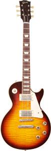 Gibson Les Paul 1960 V.O.S. Faded Tobaco Sunburst